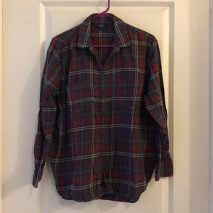 Madewell oversized boyshirt. Medium.